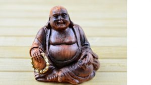 Abgötterei Buddha