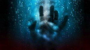 Dämonische Hand