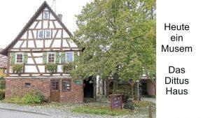 Gottliebin Dittus Haus