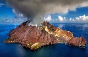 Vulkan Erdbeben Indien